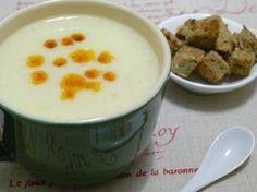 Kereviz Çorbası Tarifi - Kevser'in Mutfağı - Yemek Tarifleri