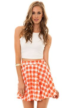 *LA Boutique Womens The Champ de Mars Skirt, Skirts: The *MKL Collective Champ de Mars Skirt This seasons must have look is all about mixing and matching. The Champ de Mars skirt from *MKL Collective looks amazing when paired with the Champ de Mars top but can be worn just [...]