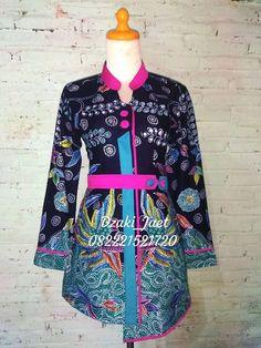 Mode Batik, Designs For Dresses, Batik Dress, Ethnic, Mary, Blouses, Dresses With Sleeves, Blazer, Long Sleeve