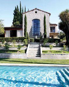 Celebrity Interiors – Ellen Pompeo at Home