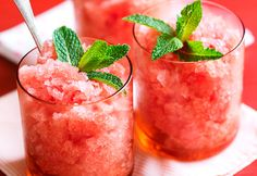 Are you trying to drink less alcohol? Try some of these delicious and refreshing non-alcoholic drinks.