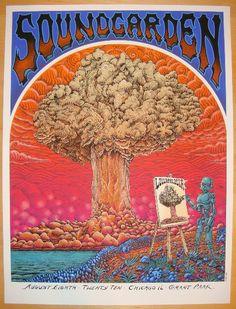 Soundgarden at Lollapalooza