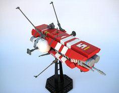 "Electronic Warfare Frigate ""Kitsune"" by ѕроок"
