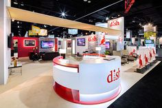 #4 - 25 Eye Catching Trade Show Stands