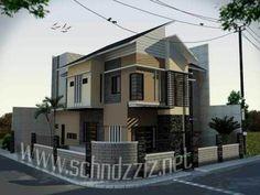 Model-Model Rumah Minimalis   Pintu   Kombinasi Warna Cat Populer   Gambar Interior - Exterior Rumah Minimalis   Paling Baru Tahun Ini