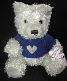 Smart Annette Funicello Collectible Bear Annette Funicello