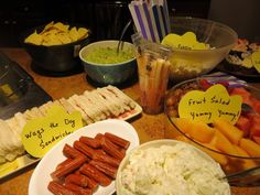 The Wiggles themed party food Wiggles Party, Wiggles Birthday, The Wiggles, Baby 1st Birthday, 2nd Birthday Parties, Birthday Ideas, Fruit Salad Yummy Yummy, Food Themes, Party Planning