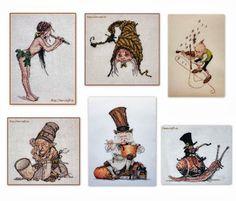 Celtic Faeries w hafcie: Magiczna kolekcja: Neocraft (Rosja) Monge