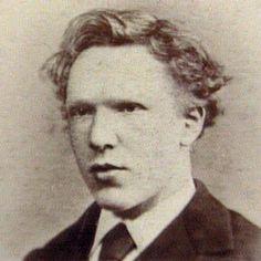 Vincent van Gogh at 18