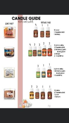 Young Living Oils, Young Living Essential Oils, Essential Oils Cleaning, Essential Oil Candles, Candle Maker, Oil Mix, Diffuser Recipes, Essential Oil Diffuser Blends, Hygge