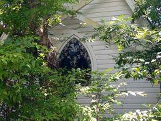 Mary's chapel, Spanish Point Florida by TNBEHAR