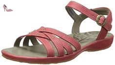 Keen cITY oF paLMS sANDAL w-rIBBON rED - - -, Taille 37 - Chaussures keen (*Partner-Link)