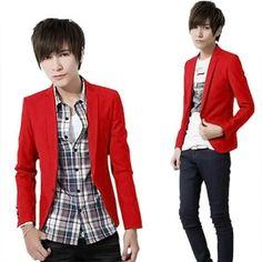 Blazer pria korea model terbaru murah keren casual untuk yang muda  Bisa pesansecara online melalui toko http://jas-pria.com
