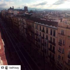 #InstagramELE | #calle | Una de mis calles favoritas | #Repost @balhisay with @repostapp  Gran Vía