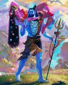 Shiva and Sati Mahakal Shiva, Shiva Art, Hindu Art, Kali Hindu, Krishna Krishna, Angry Lord Shiva, Wicca, Durga Images, Lord Shiva Hd Wallpaper