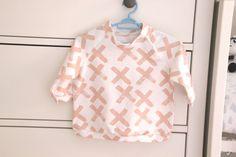 DIY patrones ropa niño sudadera ♥️♥️