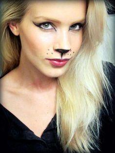 bear costume makeup - Google Search