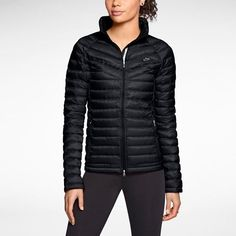 Nike Aeroloft 800 Summit Women's Running Jacket 622039 010 Size XS #Nike #CoatsJackets