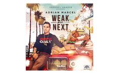 [Free Download] Adrian Marcel - Weak After Next (Mixtape)
