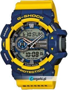 Zobaczcie jaki ładny nowy i kolorowy zegarek #casio #gshock dotarł do naszego sklepu :)