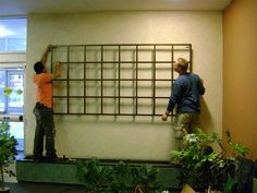 Garden Metalworks - custon metal trellis