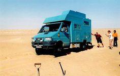 Foto Iveco 4x4, Adventure Campers, Camper Caravan, Kabine, Expedition Vehicle, Offroad, Recreational Vehicles, Military, Trucks