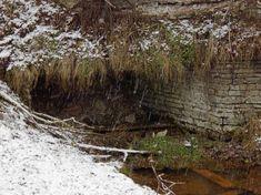 Veeseire: Mis paistab kaevandusest maa peale Snow, Water, Plants, Outdoor, Facebook, Gripe Water, Outdoors, Plant, Outdoor Games