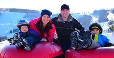 Snow Tubing | PA Pennsylvania Ski Resort | Four Season Resort | Seven Springs Mountain Resort |