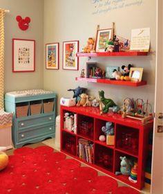 decoracao-quarto-infantil-disney-mickey