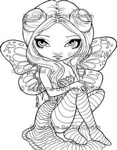 Image result for Jasmine Becket-Griffith Coloring Pages