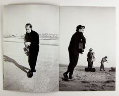 november-books: Peter Lindbergh - Comme Des Garcons Homme Plus no.3 (June 1986)