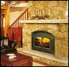 For fireplace remodel
