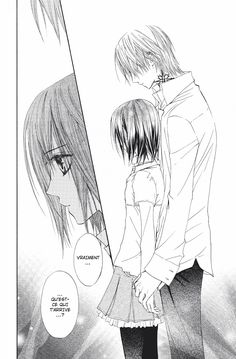 Scan Vampire Knight Tome 4 VF page 31