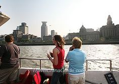 Cruise on the Huangpu River
