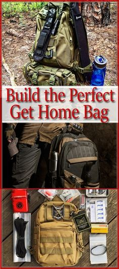 Your Get Home Bag Contents and few items from your Automobile EDC Supplies are what separates you from everyone else stuck on that stretch of road!