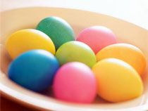 Easter Egg Safety Tips and Recipe