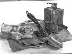 私大合格者作品 Still Life Sketch, Still Life Drawing, Painting For Kids, Pencil Drawings, Mystery, Objects, Sketches, Draw, Drawing Drawing