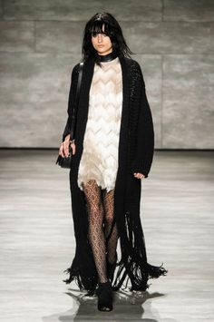 Rebecca Minkoff Fall '15 Collection at New York Fashion Week
