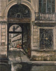 Amalia Avia: Pasaje de la Alhambra (1972)