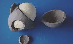 hand sculpting porcelain