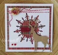 Blog Tonic: Happy Christmas - Ruth