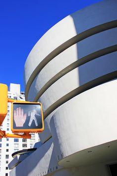 I <3NY, The Guggenheim Museums