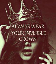 Always Wear Your Crown by LuxuryLivingNYC