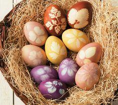 Eier färben: Das geht noch schöner! (Seite 9) - BRIGITTE.de