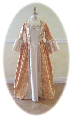 robe de Princesse Versailles  modèle unique