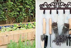 ideias para o jardim!