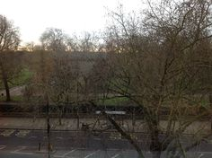 View from room in Thistle Kensington Garden hotel in Bayswater