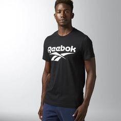 Reebok - Chest Vector Graphic Tee
