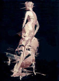 "thedoppelganger: "" Altered States Magazine: W Magazine November 2005 Photographer: Nick Knight Model: Gemma Ward """