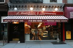 Monteleone's Bakery   Brooklyn, New York